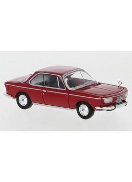 PCX870028 / BMW 2000 CS, rood, 1965