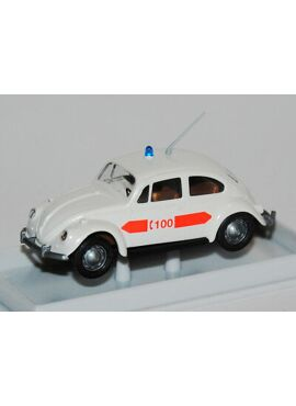 BREKINA 25028 / VW Kever Politie B