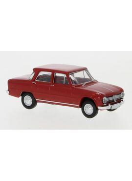 BREKINA 29508 / Alfa Romeo Giulia 1300, rood, 1964