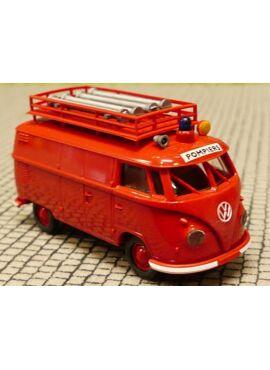 BREKINA 32556 /  VW T1 'Pompiers' B