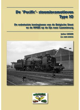 De Pacific stoomlocomotieven type 10