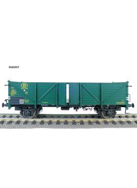 Exact train 20357 / Open goederenwagen NMBS ep.III