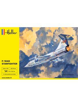 HELLER 30520 / F-104G Starfighter Belgisch