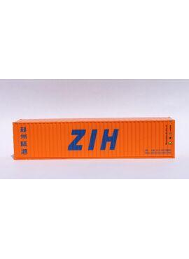 IGRA 20019/5 /  Container ZIH  n° CICU 8199343