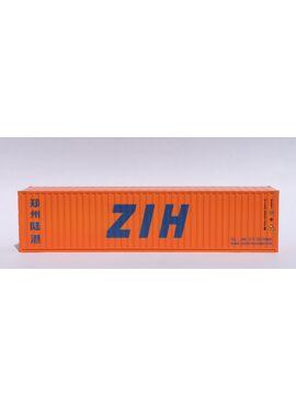 IGRA 20019/6 / Container ZIH   n° CICU 9981059