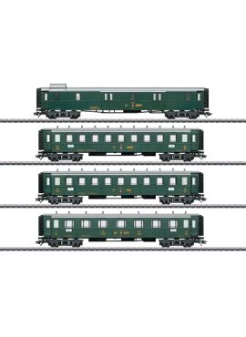 M42388 / Oldtimer-Personenwagen-Set SB