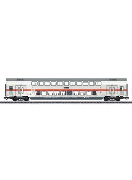 MARKLIN 43482 / IC2 dubbeldekswagen 2e klasse met interieurverlichting