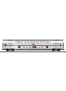 MARKLIN 43484 / IC2 dubbeldekswagen 2e klasse met interieurverlichting