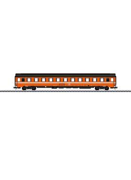 M43521 / Personenrijtuig 2e klasse NMBS