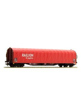 M47104 /  Schuifwandwagen Railion DB