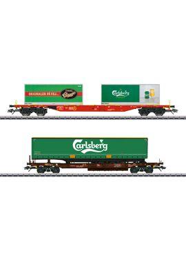 Marklin 47109 / Set KLV-goederenwagens