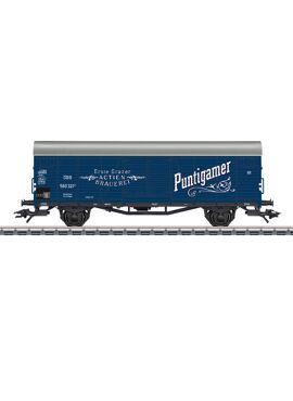 MARKLIN 48939  / Bierwagen Puntigamer