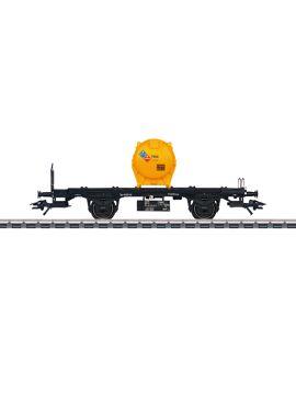 Marklin 48953 / Containerwagen voor losgoedcontainers NMBS