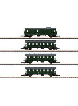 MARKLIN 87513  / Personenwagen-Set DR