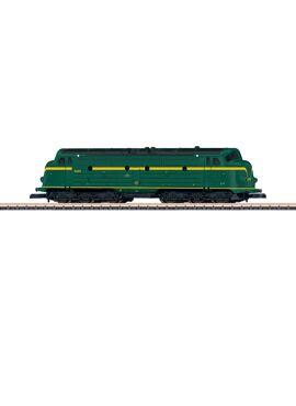 M88634 / Diesellok Serie 54 NMBS