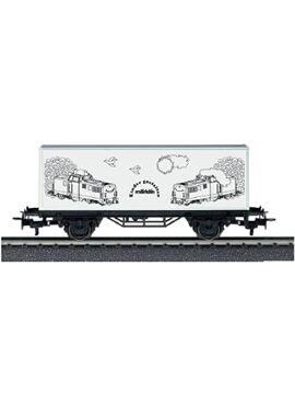 Marklin 94384 / Container Wagon om zelf te kleuren