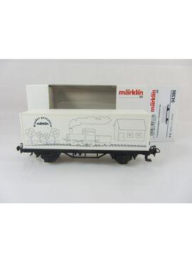 Marklin 94386 / Container Wagon om zelf te kleuren