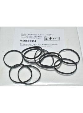 Marklin E225024 / anti-slipbandje 19mm (per stuk)