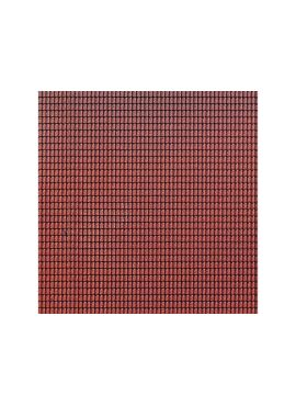 KIBRI 36920 / N/Z Pfannen-Dachpl. 10x15cm