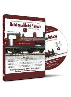 PECO BMR1 / DVD:Building a Model Railway 1