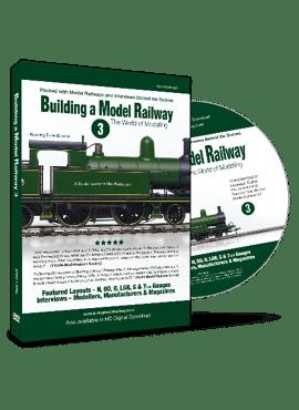 PECOBMR3 / DVD:Building a Model Railway 3