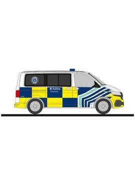 Rietze 53795 / Volkswagen T6.1 van de Antwerpse Politie