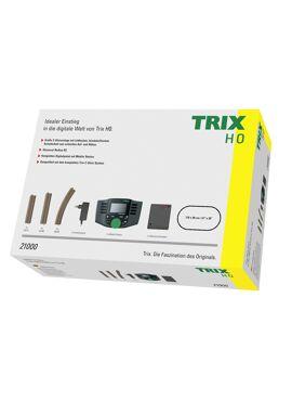 TRIX 21000 / Digitale startset met railovaal .