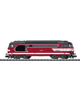 TRIX 16706 / SNCF diesellocomotief serie BB 67400