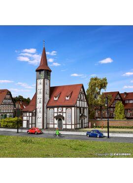 Vollmer 43768 / H0 Half-timbered church Altbach