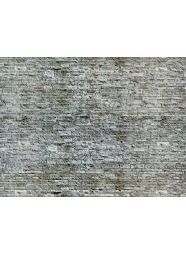 Vollmer 47365 / N Wall plate brick of cardboard, 25 x 12,5 cm,10 pcs.