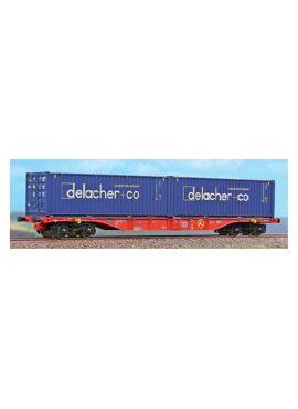 ACME 40408 / Containerdraagwagen Sgns DB