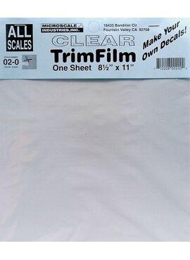 TRIMFILMCLEAR