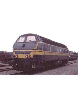 B-Models 23134 / Diesel .5532 NMBS (voor Marklin) Mfx met sound