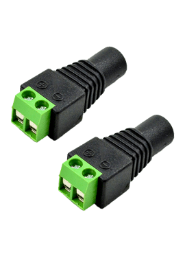 DR60701 / Jack 3,5mm to connector adapter (2 pcs)