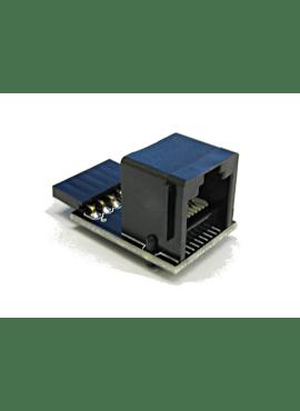 Digikeijs DR60886 / Adapterprint S88 naar S88N