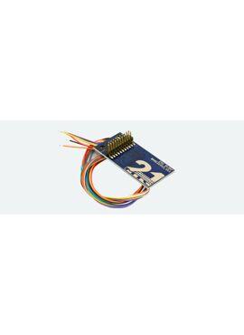 ESU 51957 / Adapterprint 21MTC met 8 versterkte uitgangen en draden