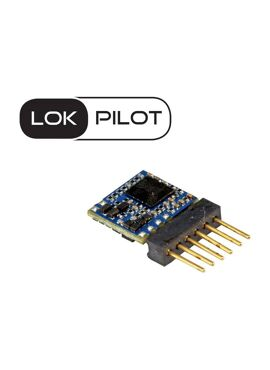 ESU 59817 / Lokpilot 5 Micro NEM651-direct  DCC/MM/SX