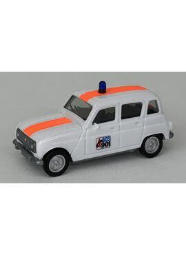 HERPA 942287-003 / Renault R4 / Rijkswacht
