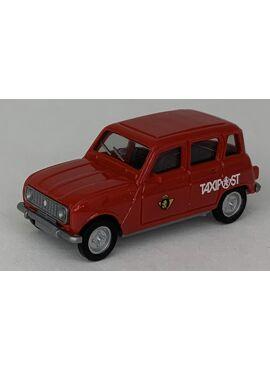 HERPA 942287-001 / Renault R4  / Taxipost