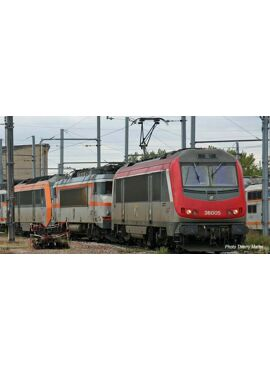 JOUEF HJ2397S / SNCF E-LOC BB 36005 RED CHARLEROI/HIRSON