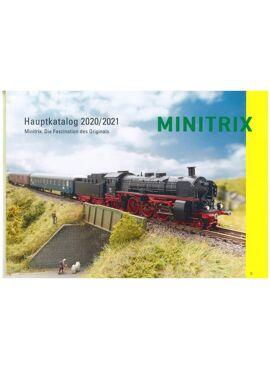 KATALOGUS MINITRIX 2020/2021 D