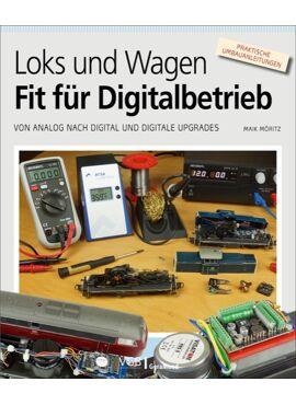 Loks und Wagen Fit für Digitalbetrieb