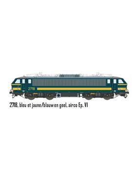 LSModels 12062S / 2718 (2-rail) DCC-sound