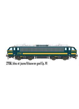 LSModels 12563S / 2756 (3-rail) Mfx-digitaal met sound