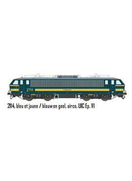 LSModels 12077S / 2114 (2-rail) DCC-sound