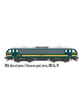 LSModels 12577 / 2114 (3-rail) Mfx-digitaal