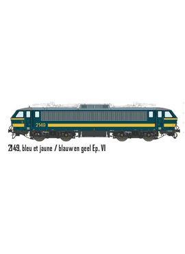 LSModels 12578S / 2149 (3-rail) Mfx-digitaal met sound