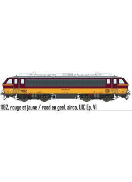 LSModels 12093 / 1182 (2-rail) DC
