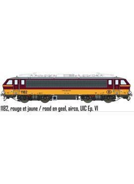 LSModels 12093S / 1182 (2-rail) DCC-sound