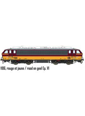 LSModels 12594S / 1186 (3-rail) Mfx-digitaal met sound